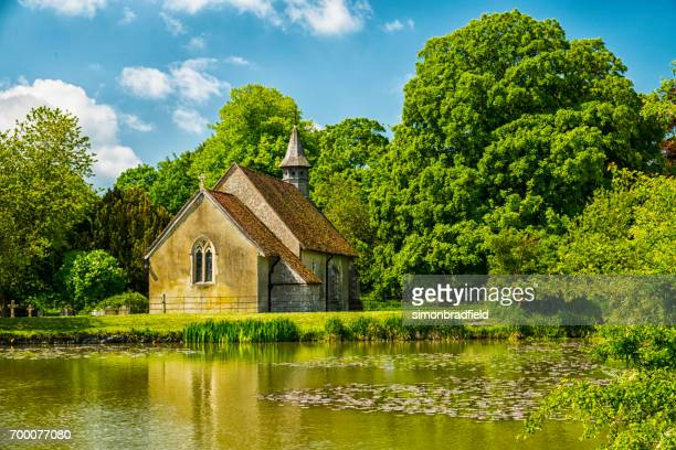 St Leonards Church Hartley Mauditt Hampshire England