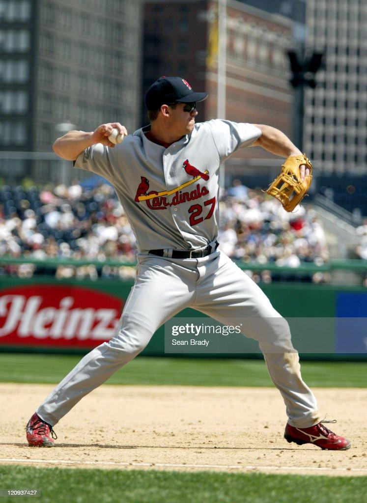 St. Louis Cardinals vs Pittsburgh Pirates - June 15, 2006
