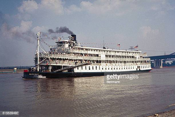 One of the last of the great river boats the Delta Queen is churning toward St Louis and a date with the Missouri Congresswoman who is fighting to...