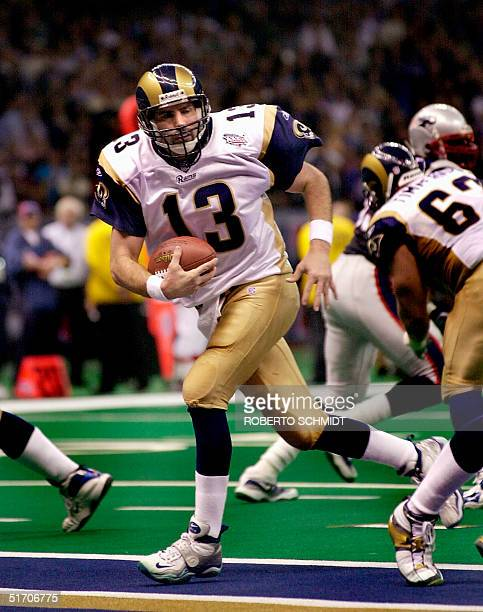 Super Bowl Xxxvi Stock Photos And Pictures Getty Images
