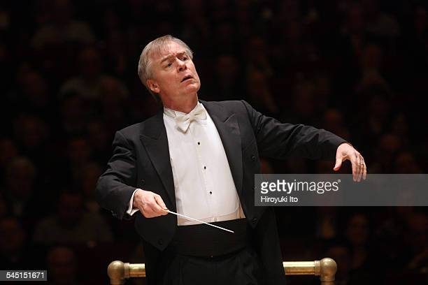 St Louis Symphony performing at Carnegie Hall on Friday night March 20 2015This imageDavid Robertson leading the St Louis Symphony in Tchaikovsky's...