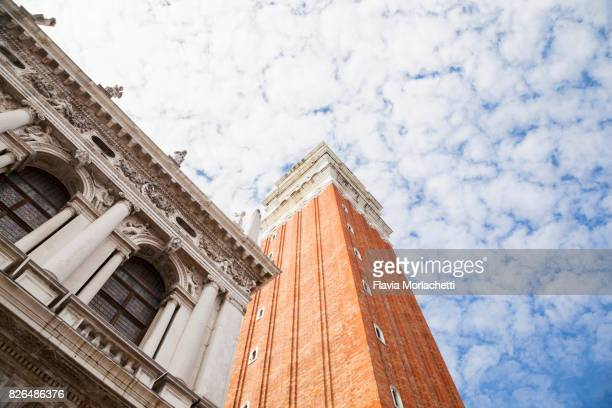 St. Mark's bell tower in Venice