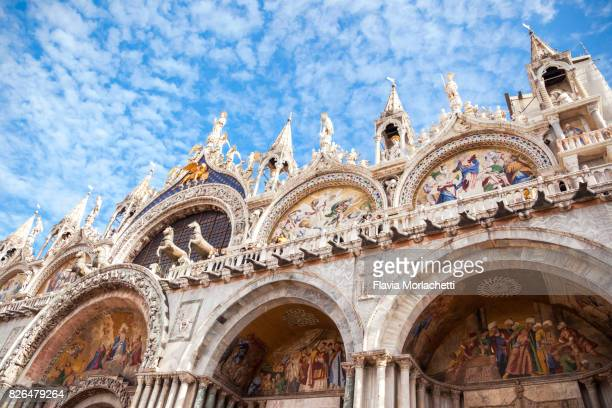 St. Mark's Cathedral in Venice