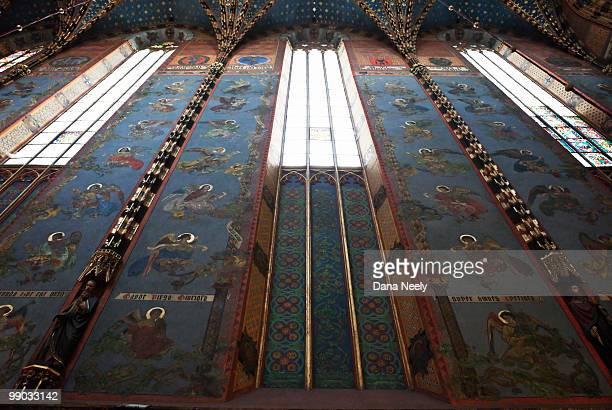 St. Mary's Basilica, Krak?w, Poland