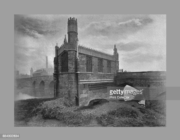 St Marys Chantry Wakefield c1900 The Chantry Chapel of St Mary the Virgin Wakefield is a chantry chapel in Wakefield West Yorkshire England and is...