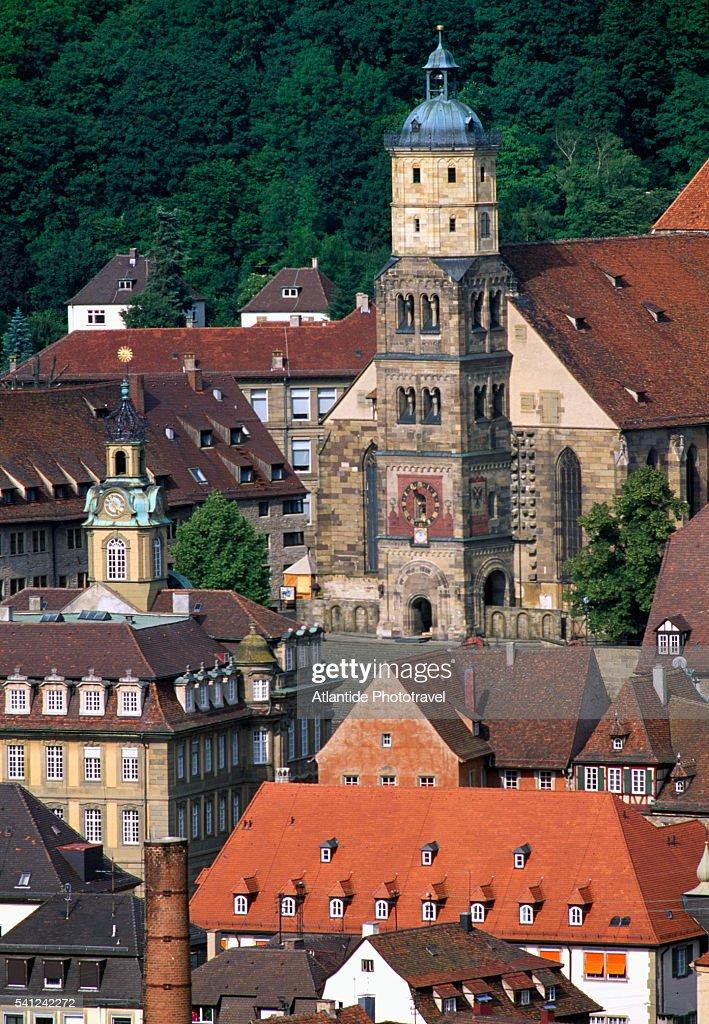 St. Michael's Church in Schwabisch Hall