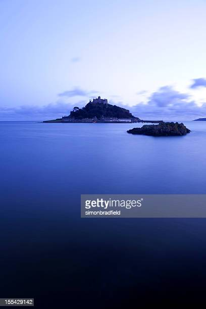 St Michael's Mount At Dawn