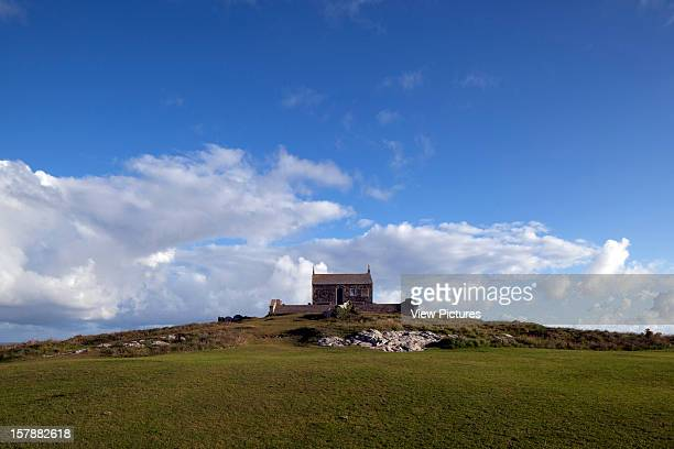 St Nicholas Chapel St Ives Cornwall Made Using Local Granite Rock N/A United Kingdom Architect