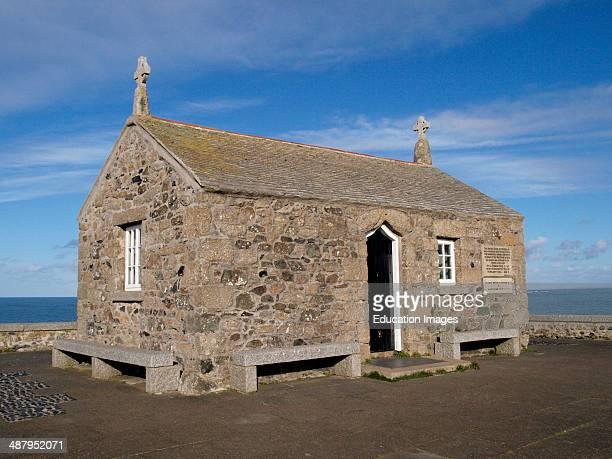 St Nicholas Chapel St Ives Cornwall UK