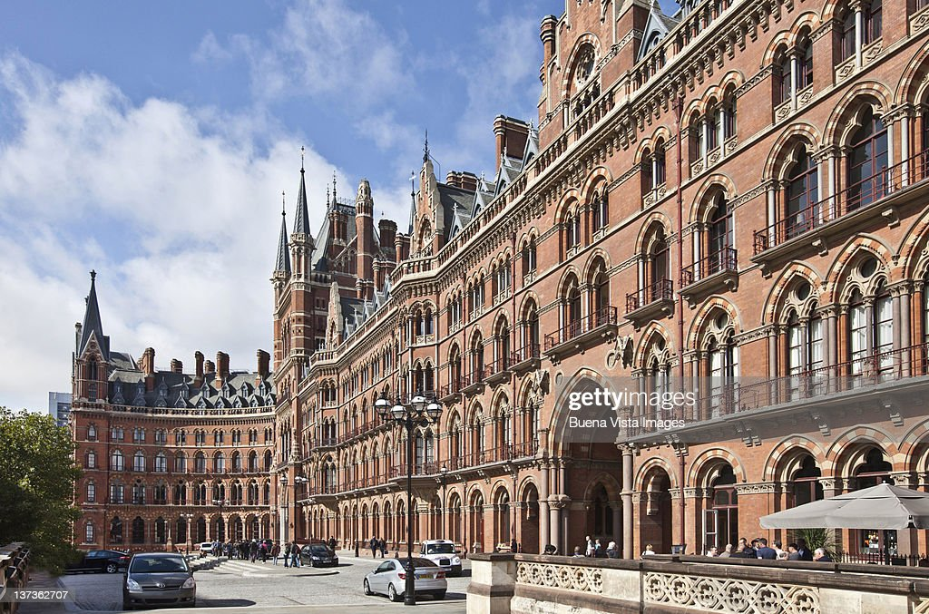 St. Pancreas Station