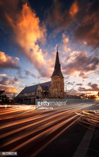 St Patrick's Cathedral church in Australia