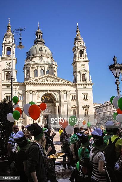 St. Patricks Day Celebrations.