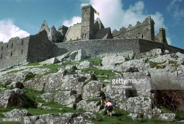St Patrick's rock and the old cathedral in Cashel in County Tipperary