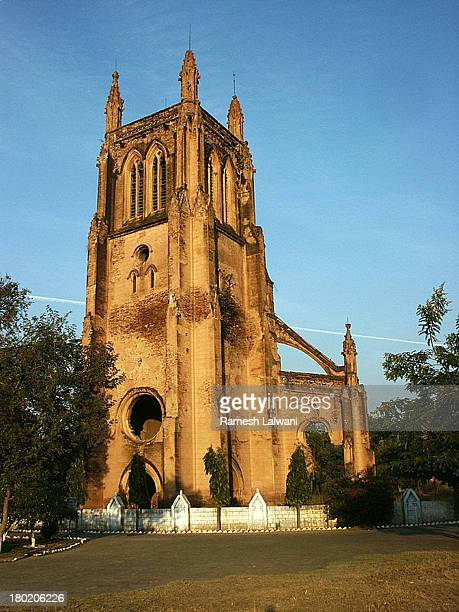 St Paul Church in Ambala Cantonment