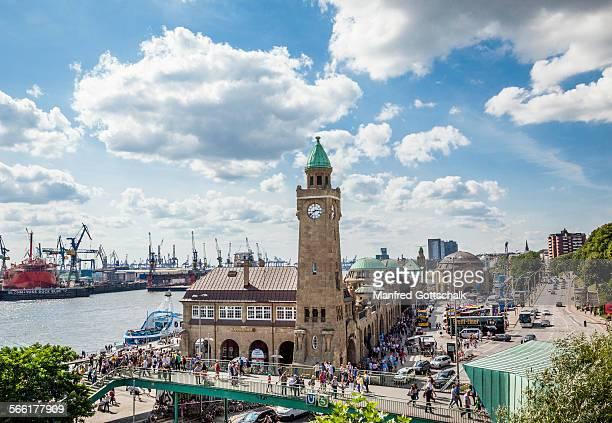 St. Pauli Piers Hamburg