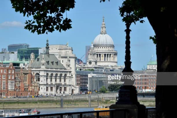 St Pauls across the Thames
