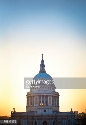St Paul's Cathedral, London, England, UK