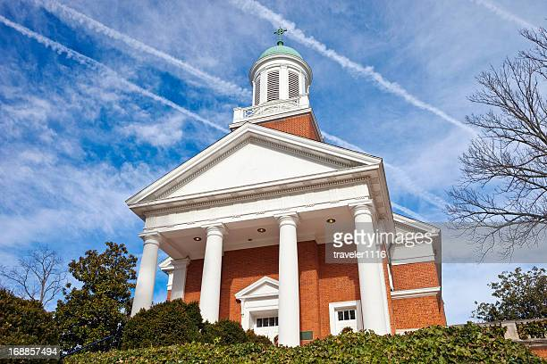 St. Paul's Memorial Church In Charlottesville, Virginia