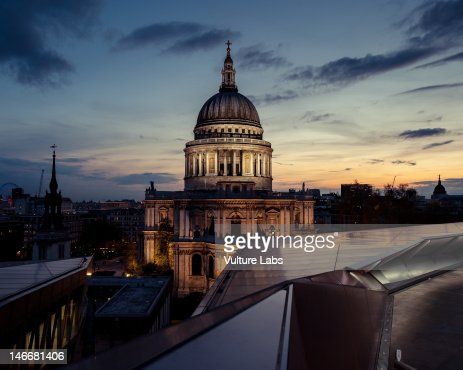 St Paul's Sunset