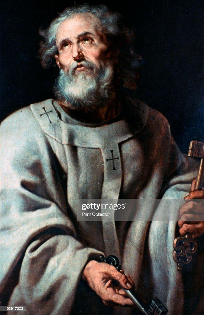 'St. Peter', 17th century.