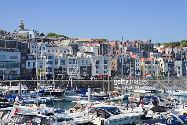 St. Peter Port, Guernsey, Channel Islands, United Kingdom, Europe