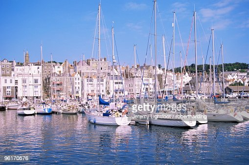 St Peter Port United Kingdom  city pictures gallery : St. Peter Port, Guernsey, Channel Islands, United Kingdom, Europe