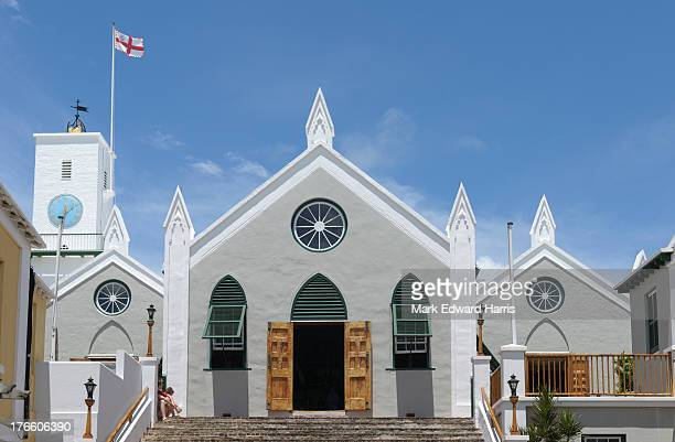 St. Peter's Church, St. George's, Bermuda