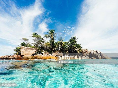St Pierre Island - Seychelles
