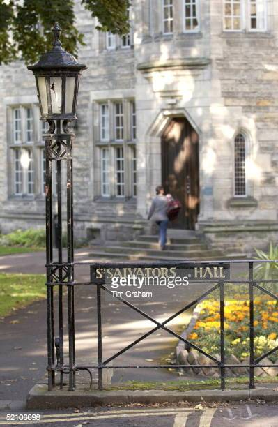 St Salvators Hall Prince William Will Be Staying Here Whilst Studying At St Andrews University Scotland