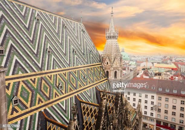St. Stephen Kathedrale in Wien, Österreich