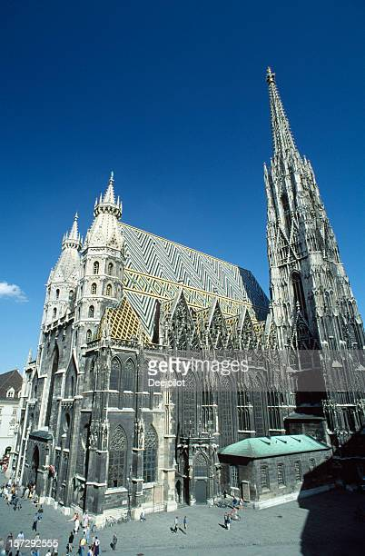 St Stephens Cathedral in Vienna Austria