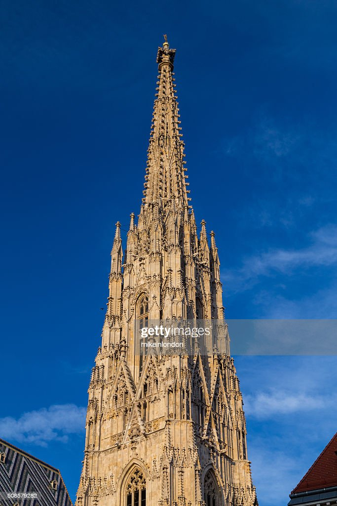 St. Stephen's Cathedral, Vienna : Stockfoto