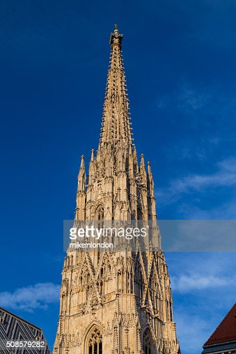 Stephansdom in Wien : Stock-Foto