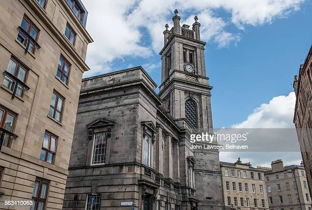 St Stephen's Church, St Vincent Street, Eddinburgh