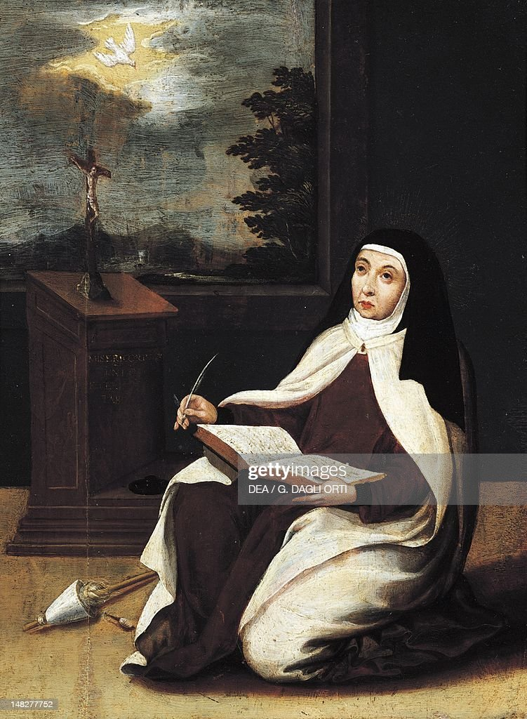 st teresa of avila essay Saint teresa of ávila (1515-1582), one of the most famous mystics of  here, like  saint augustine, teresa explains how to find god  boeing, robert ed, the  mystical gesture: essays on medieval and early modern.