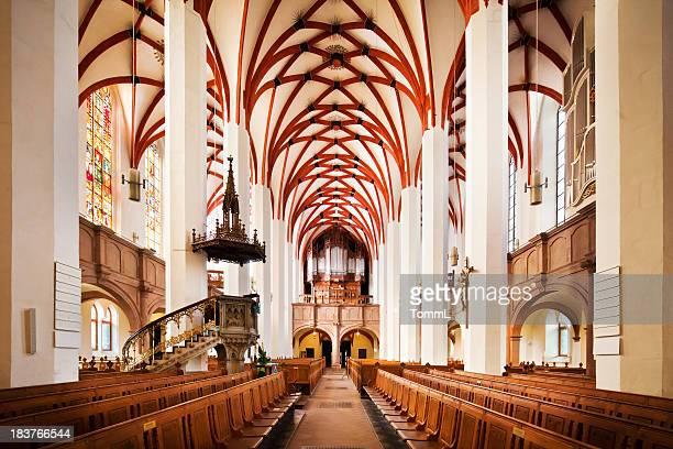 聖トーマス教会、ライプチヒ(ドイツ)