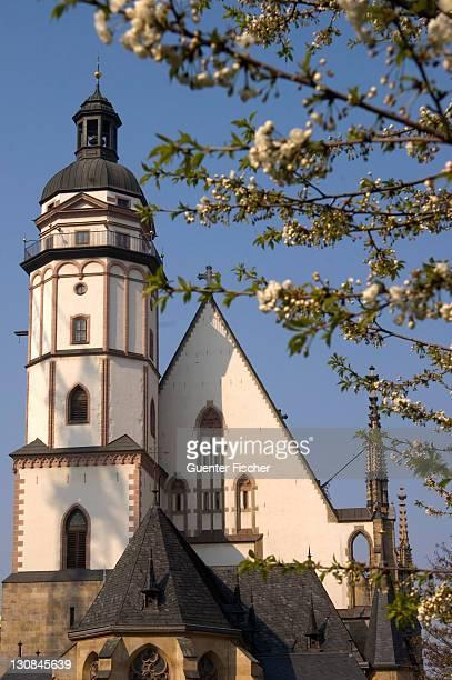 St. Thomas Church Leipzig Germany