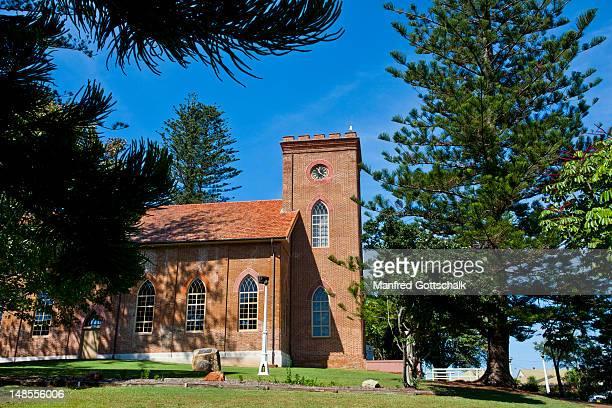 St. Thomas Church.