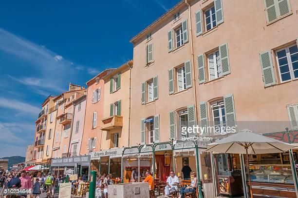 Saint-Tropez frente al mar