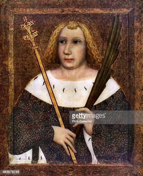 'St Vitus' 13651367 Born in Sicily St Vitus was martyred in 303 during the persecution of Christians by the coEmperors Diocletian and Maximian...