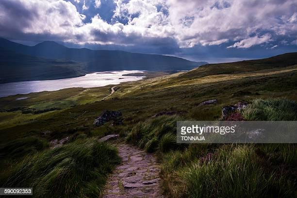 Stac Pollaidh walk, Highland