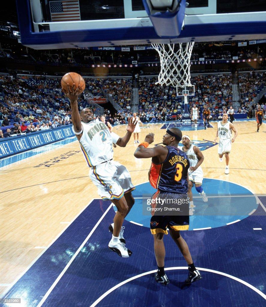 Golden State Warriors v New Orleans Hornets s and