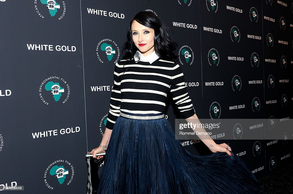 <a gi-track='captionPersonalityLinkClicked' href=/galleries/search?phrase=Stacey+Bendet&family=editorial&specificpeople=821847 ng-click='$event.stopPropagation()'>Stacey Bendet</a> attends a special screening of 'White Gold' at Museum of Modern Art on November 12, 2013 in New York City.