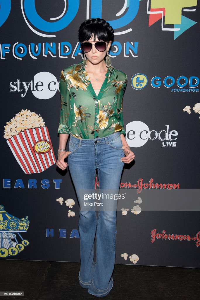 Stacey Bendet Eisner attends the 2017 Good+ Foundation NY Bash at Victorian Gardens at Wollman Rink Central Park on May 31, 2017 in New York City.