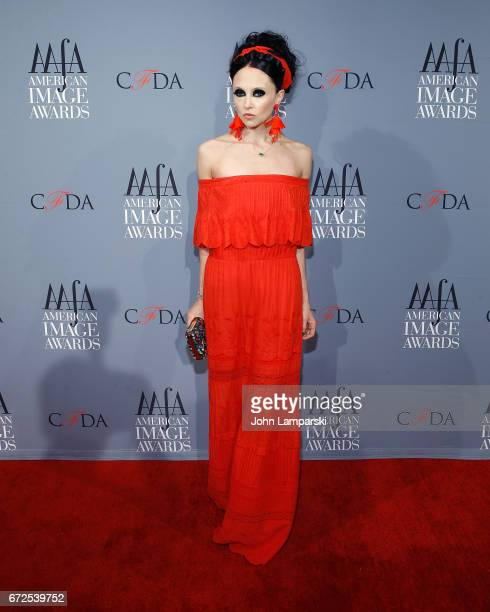 Stacey Bendet Eisner attends the 39th annual AAFA American Image Awards at 583 Park Avenue on April 24 2017 in New York City