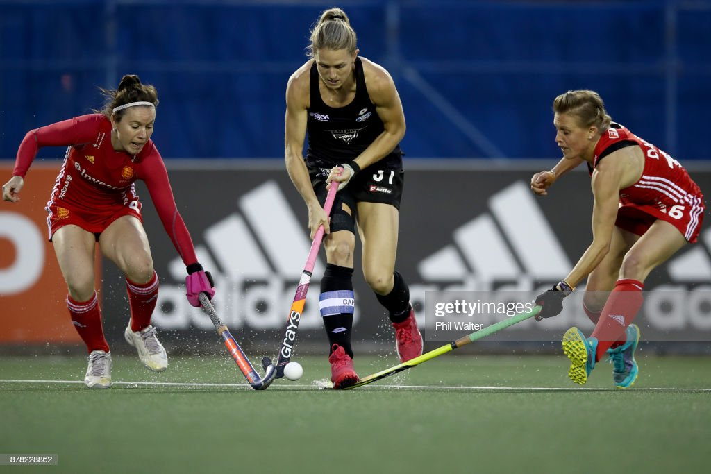 2017 Women Hockey World League - New Zealand v England: Semi Final