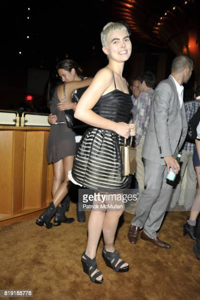 Stacey Nicola attend DAVID LACHAPELLE'S AMERICAN JESUS After Party at the Top of the Standard on July 13 2010 in New York City