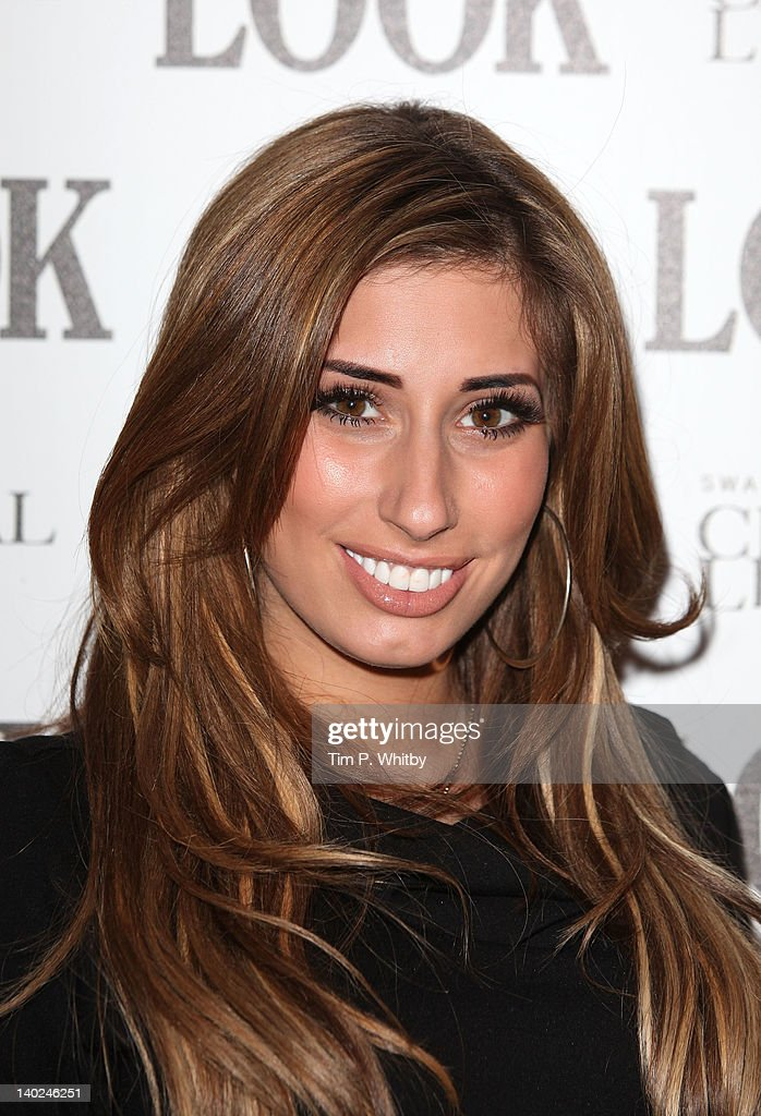 <a gi-track='captionPersonalityLinkClicked' href=/galleries/search?phrase=Stacey+Solomon&family=editorial&specificpeople=6350763 ng-click='$event.stopPropagation()'>Stacey Solomon</a> attends the 5th anniversary party of LOOK magazine at One Marylebone on March 1, 2012 in London, England.