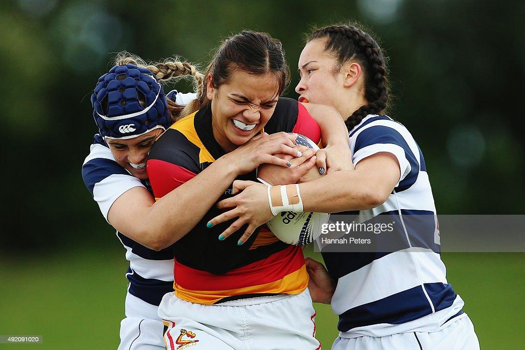 Women's Provincial Championship Semi Final - Auckland v Waikato