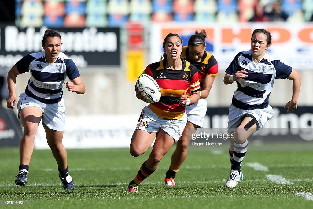 Women's Rugby Provincial Final - Auckland v Waikato
